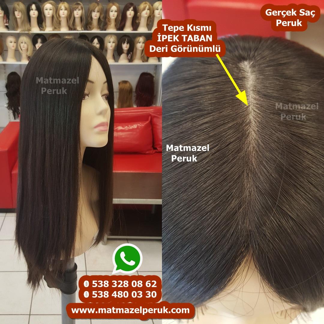 medikal peruk doğal peruk