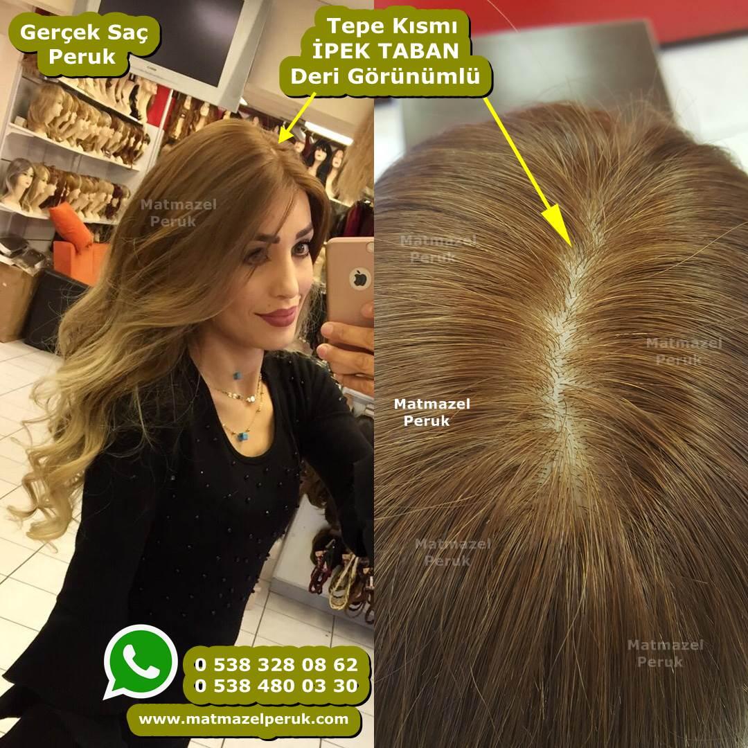 doğal peruk