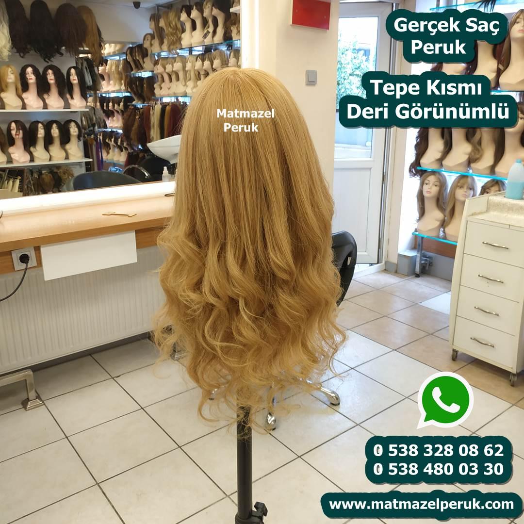gerçek saç peruk doğal peruk ankara peruk