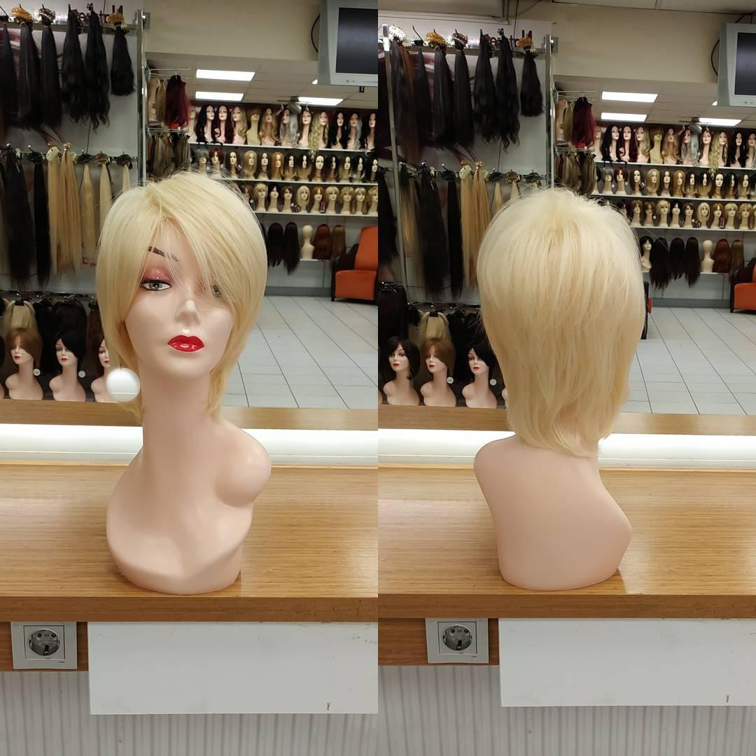 fiber sentetik kısa peruk