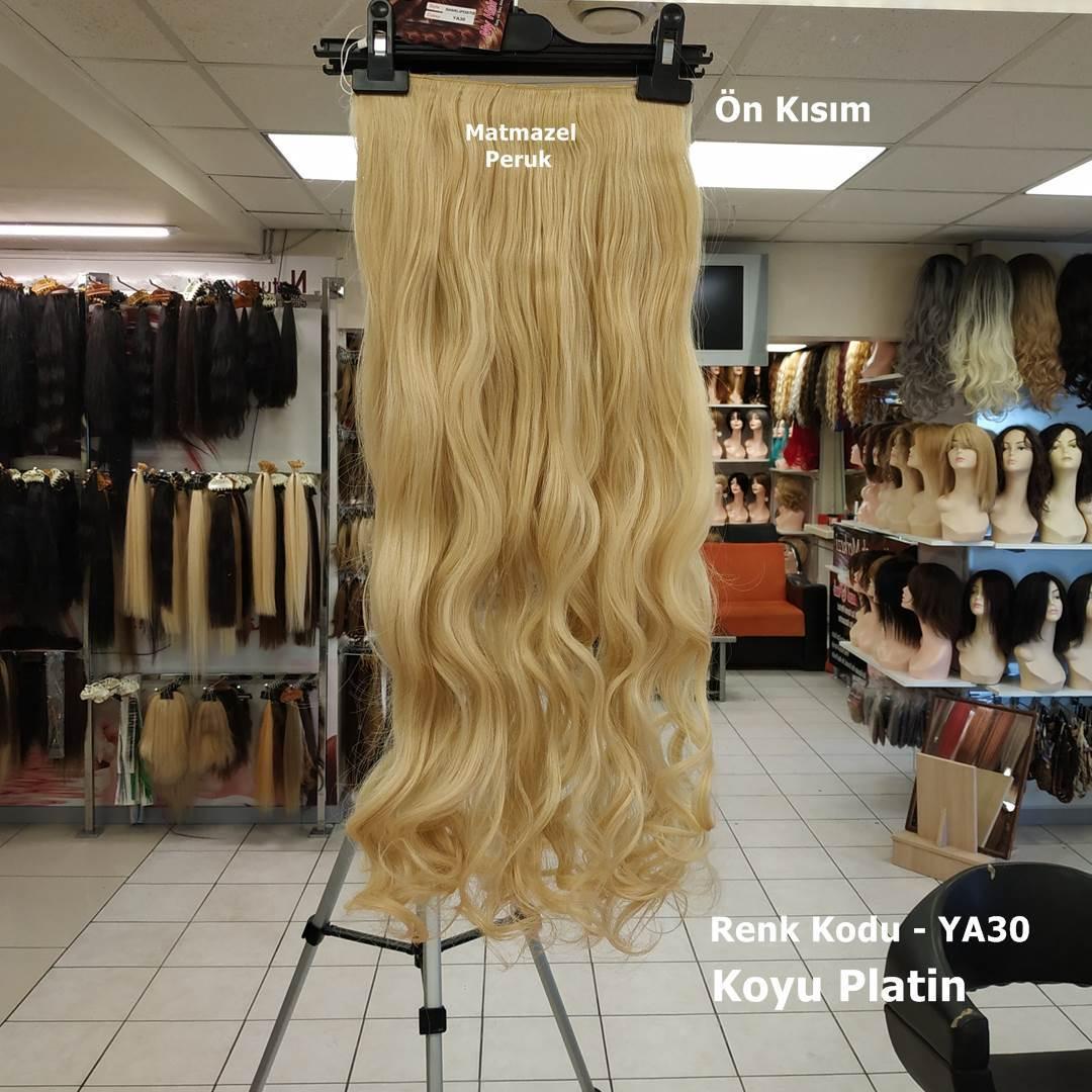 sihirli saç secret extensions